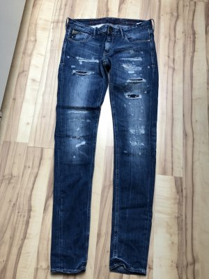 Destroyed Skinny-Jeans, Gr. 26