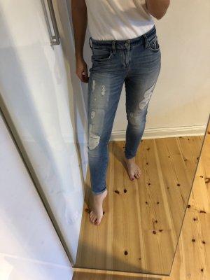 Destroyed Skinny Jeans Tommy Hilfiger