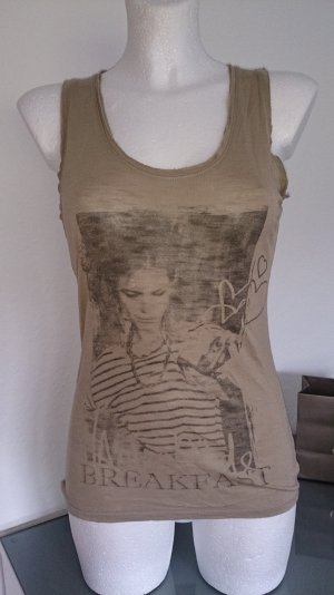Destroyed Tanktop von Mango