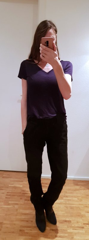 Details about MARC by MARC JACOBS Cole Fit Slim Tapered Hose chino boyfriend