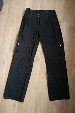 Details zu Hose Damenhose von Oui schwarz Gr. 40