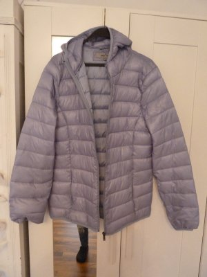 Blue Motion Quilted Jacket azure