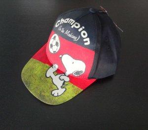 Deutschland EM Fan Cap im Snoopy Design
