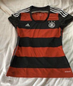 Adidas Originals Sports Shirt black-red