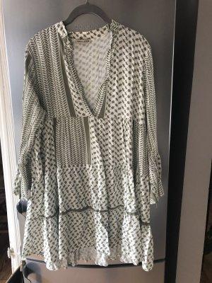 Devition Kleid one size weiß grün