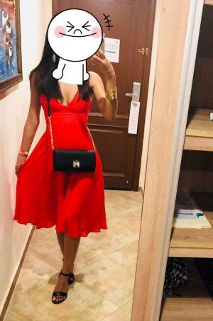 Dexy rotes Kleid von SHEIN