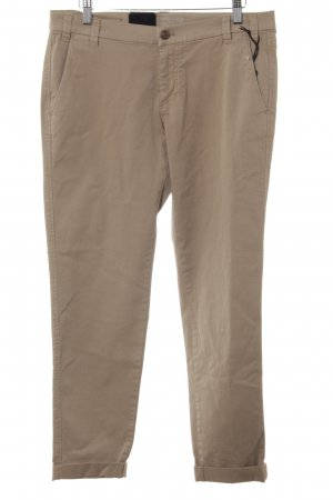 Deyk Chinohose beige Casual-Look