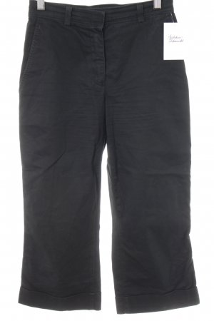 Deyk Chinohose schwarz Casual-Look