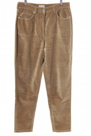 Deyk Five-Pocket-Hose sandbraun Brit-Look