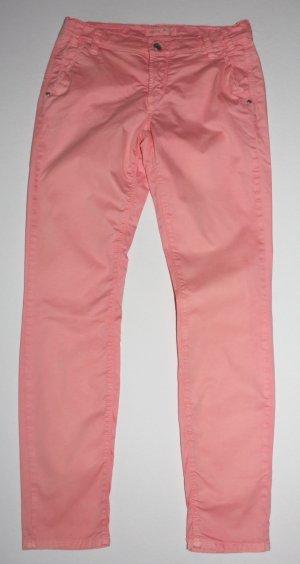 % DEYK - sommerliche Hose in Rosé