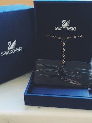 Dezente Swarovski Halskette