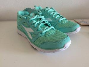 Diadora Sneaker 41 neu pastelgrün türkis mintgrün