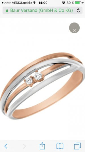 Diamantring, Vivance Jewels.