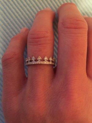 Diamantring Weißgold - Marie