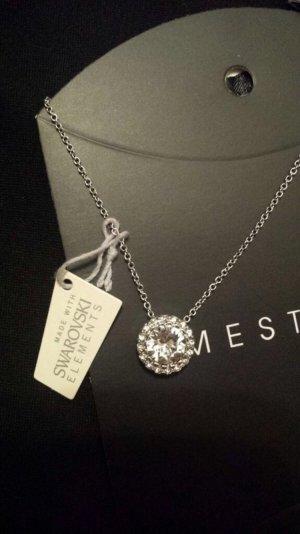 Diamond Kette - swarovski kristalle - NEU - geschenk