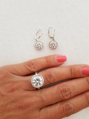 Diamonfire Ring & Ohrringe