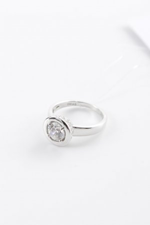 diamonfire Silver Ring silver-colored elegant