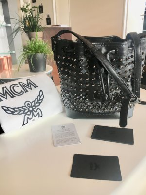 MCM Bag black leather