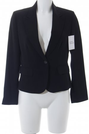 Diana Gallesi Blazer smoking nero stile professionale