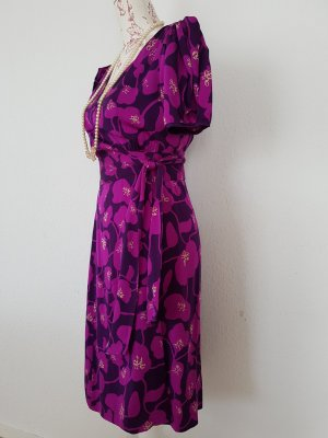Diane von Fürstenberg 'Artie' wickelKleid aus Seide gr 6 36