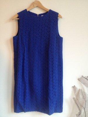 Diane von Fürstenberg ** Kleid ** Blau ** Gr. 38