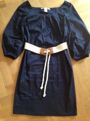 Diane von Fürstenberg Kleid blau Gr. 4 US   (D 34/36