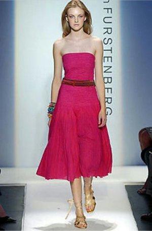 Diane von Fürstenberg Kleid Sheryl gr 2 xs 34