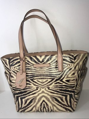 Diane von Furstenberg Shopper multicolored imitation leather