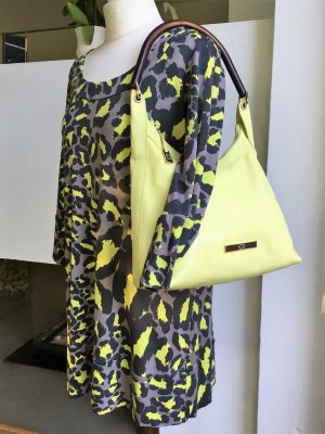 Diane von Furstenberg Tunic Dress multicolored silk