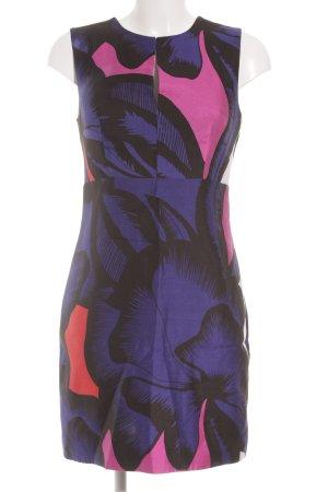 Diane von Furstenberg Bleistiftkleid abstraktes Muster extravaganter Stil