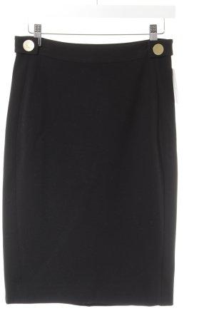 Diane von Furstenberg Bleistiftrock schwarz schlichter Stil