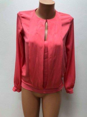 Diane von Furstenberg Slip-over blouse veelkleurig Zijde