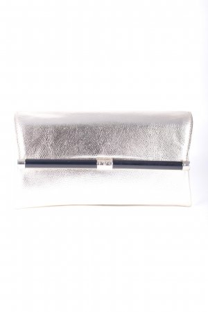 Diane von Furstenberg Clutch goldfarben Party-Look