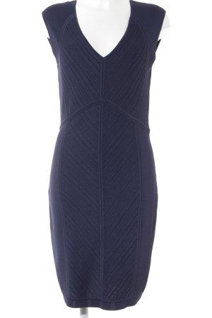 Diane von Furstenberg Cocktailkleid dunkelblau Elegant
