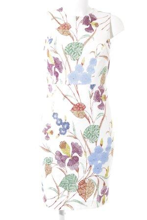 Diane von Furstenberg Cocktailkleid florales Muster Elegant