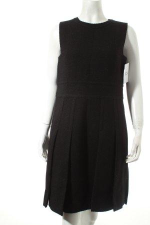 Diane von Furstenberg Cocktailkleid schwarz Eleganz-Look