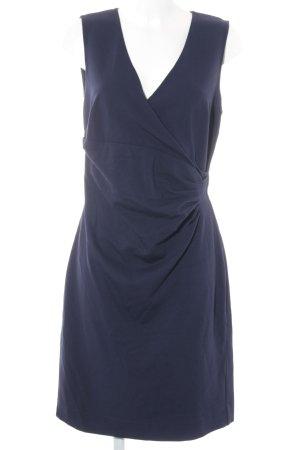 Diane von Furstenberg Etuikleid dunkelblau Elegant