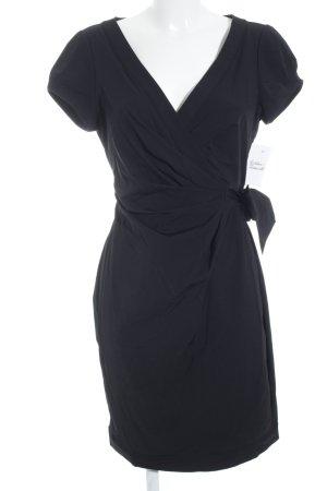 Diane von Furstenberg Etuikleid schwarz Elegant