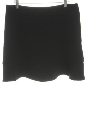 Diane von Furstenberg Godetrock schwarz Elegant