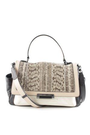 Diane von Furstenberg Carry Bag animal pattern business style