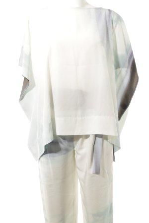 Diane von Furstenberg Traje de pantalón estampado abstracto look Street-Style
