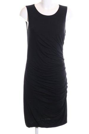Diane von Furstenberg Jerseykleid schwarz Elegant