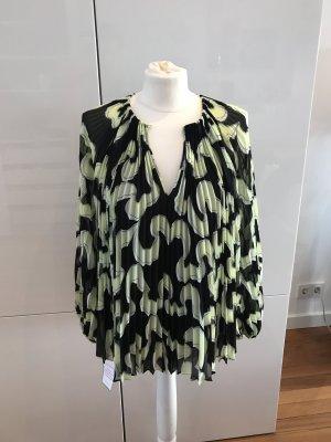Diane von Furstenberg Kara Top - Tunica Bluse Größe 4 (36)