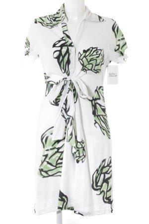 Diane von Furstenberg Kleid mehrfarbig Casual-Look