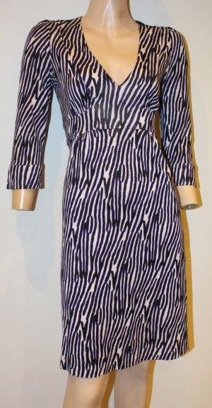 DIANE VON FURSTENBERG Kleid Seide Stretch Gr. 36