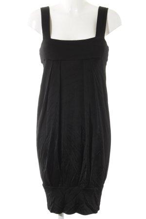 Diane von Furstenberg Midikleid schwarz Elegant