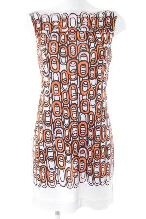 Diane von Furstenberg Minikleid Allover-Druck Casual-Look