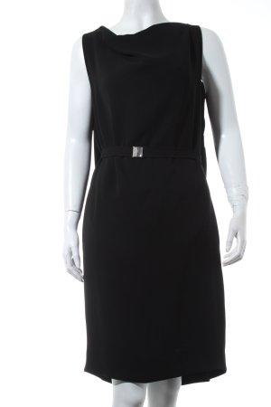 Diane von Furstenberg Minikleid schwarz Eleganz-Look