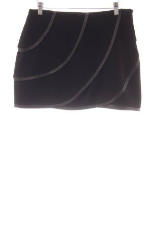Diane von Furstenberg Minirock schwarz Elegant