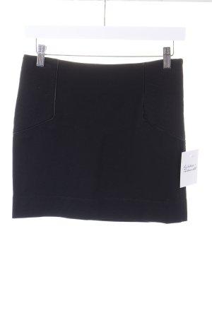 Diane von Furstenberg Minirock schwarz klassischer Stil